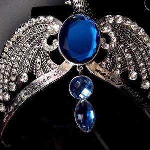 Ravenclaw Pendant Necklace Diadem Harry Potter
